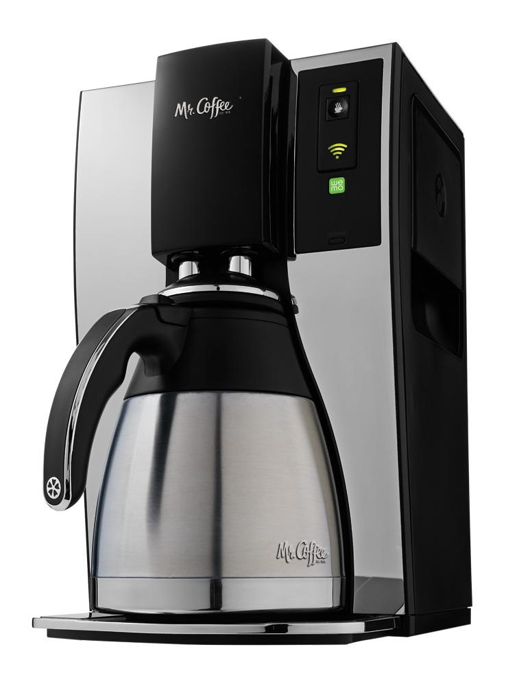 Amazon.com: Mr. Coffee Smart Optimal Brew 10-Cup Programmable Coffee Maker with WeMo: Kitchen ...