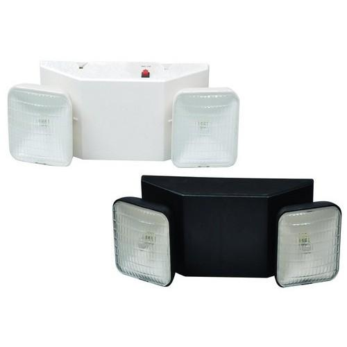 Emergency Light, Emergency Fixture, Emergency, Remote Caoable, Self  Diagnostic, Incandescent,