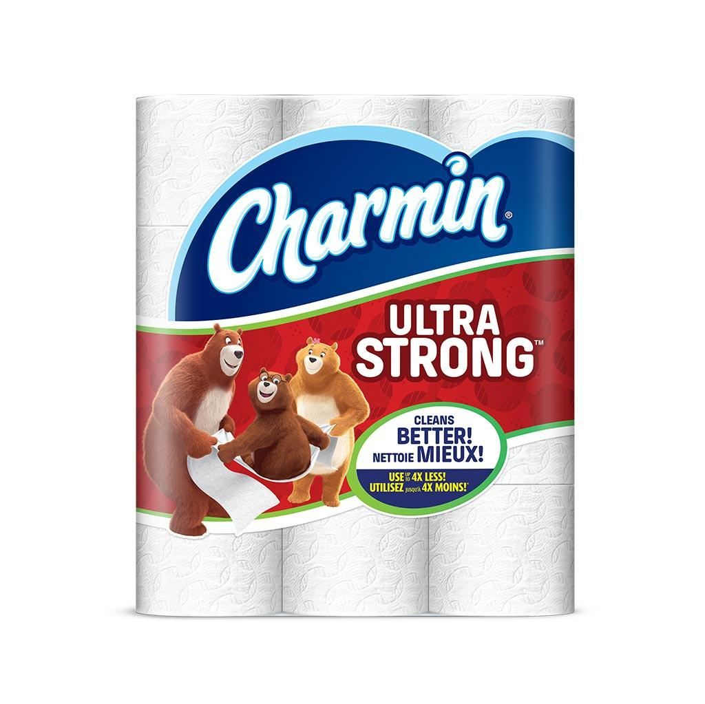 Amazon Com Charmin Toilet Paper Basic Bath Tissue