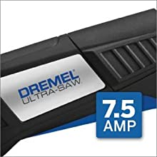 Dremel Us40 01 Ultra Saw Tool Kit With 4 Accessories And 1