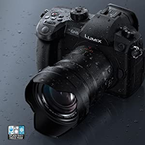 Panasonic H-ES12060 - Splash/Dust/Freeze-Proof