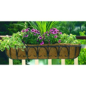 CobraCo 36 Inch Kingston Horse Trough Planter