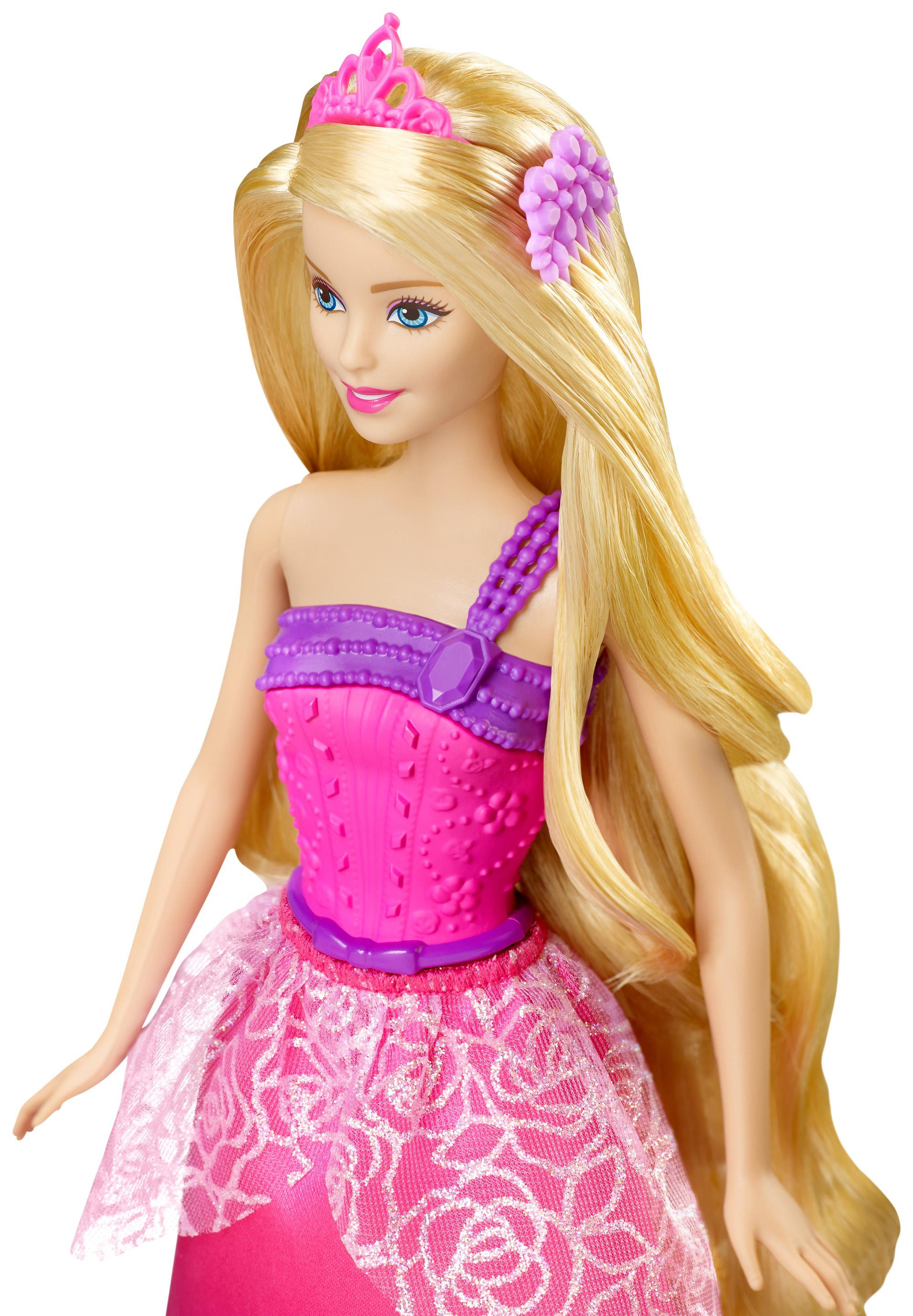 Barbie endless hair kingdom princess doll - Barbie princesses ...
