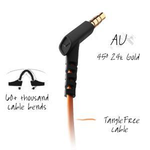 Amazon.com: V-MODA Forza In-Ear Hybrid Sport Headphones with 3-Button