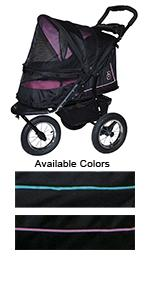 No-Zip NV Pet Stroller