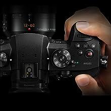 LUMIX GH5KBODY - Joystick Control