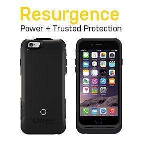 quality design 6207e fa6fb Amazon.com: OtterBox Resurgence Case for Apple iPhone 6 - Retail ...