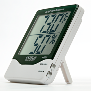 Hygrometer, Easy to Use, tilt stand
