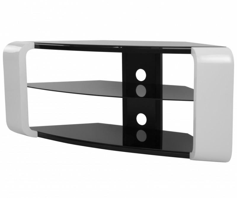Amazon.com: AVF FS1174COB-A Como TV Stand for TVs up to 55-Inch, Gloss