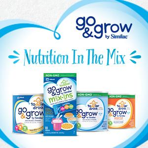 Go & grow product family