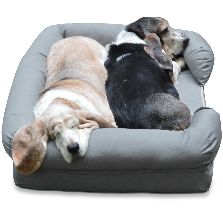 Pet Bed Large Nest Xl Dog Medium Soft Warm Cushion Foam