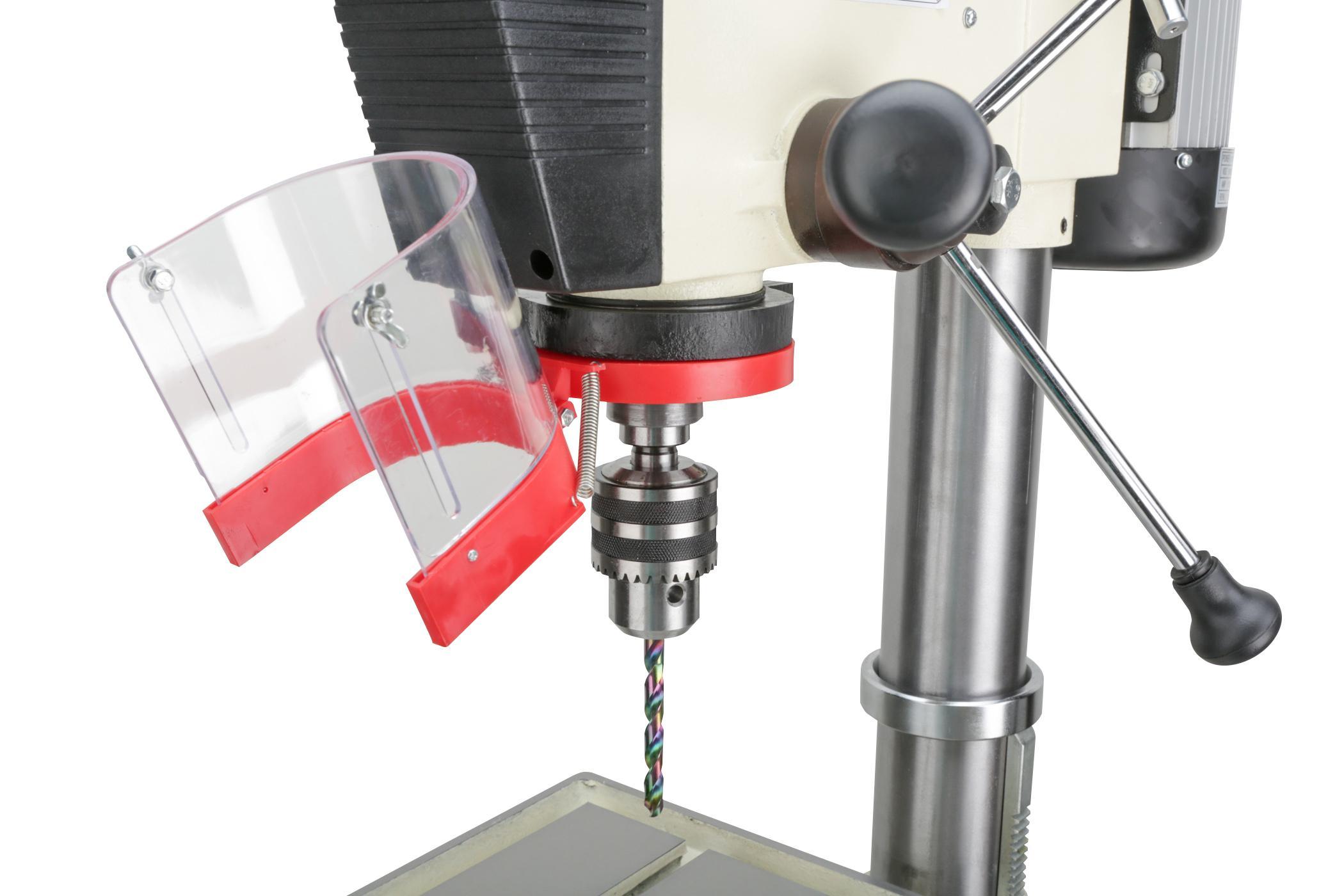 Drill Press Guard >> Shop Fox M1039 20 Inch Drill Press