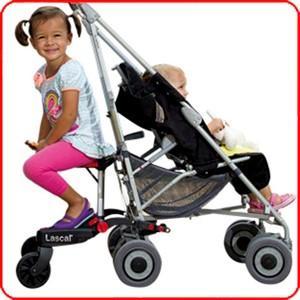 Lascal BuggyBoard Maxi Ride-On Stroller Board