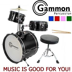 drum set drummer kids set kit