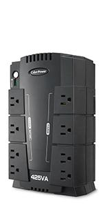 CP425SLG Battery Backup UPS