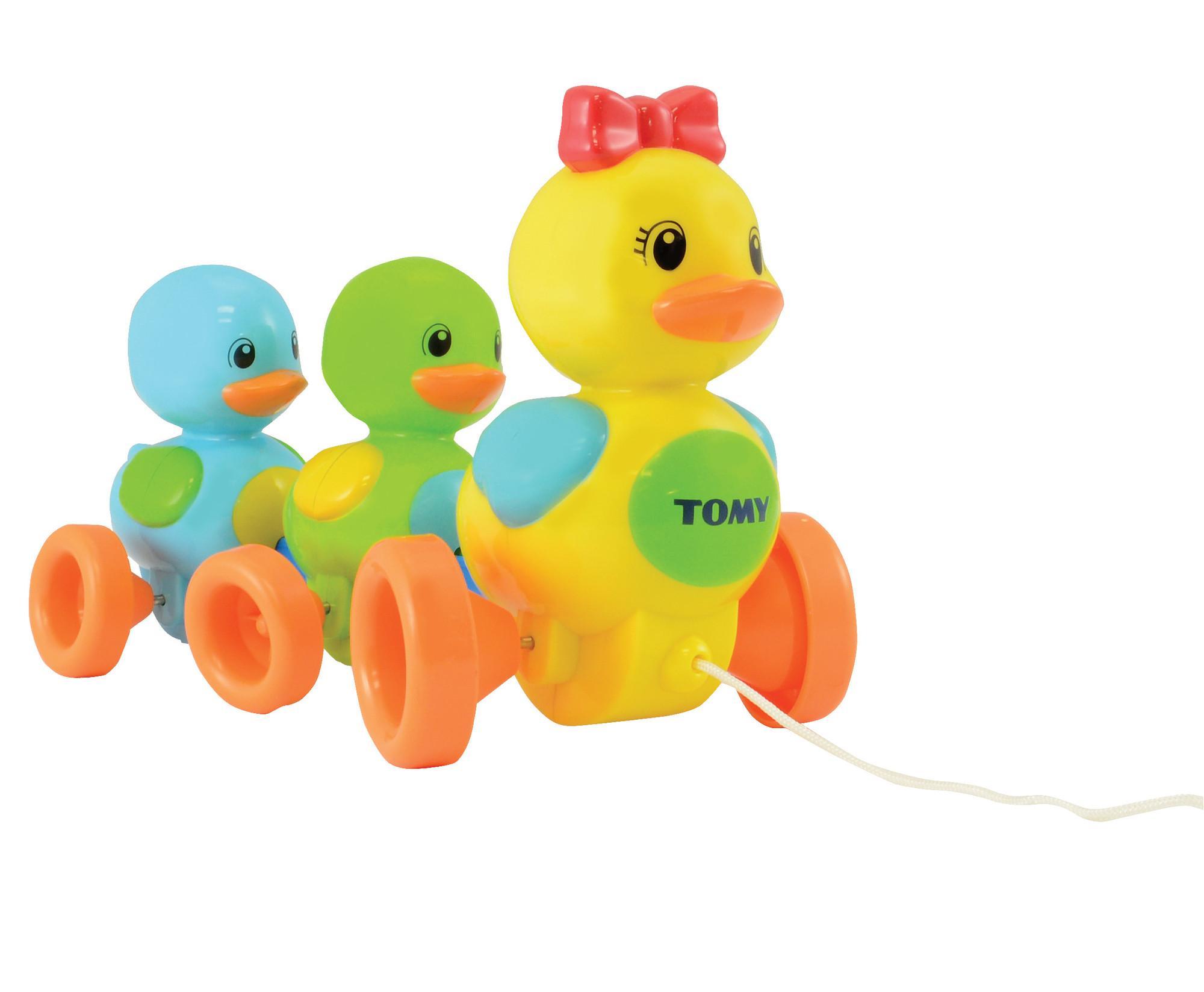 Amazon Tomy Quack Along Ducks Toys & Games