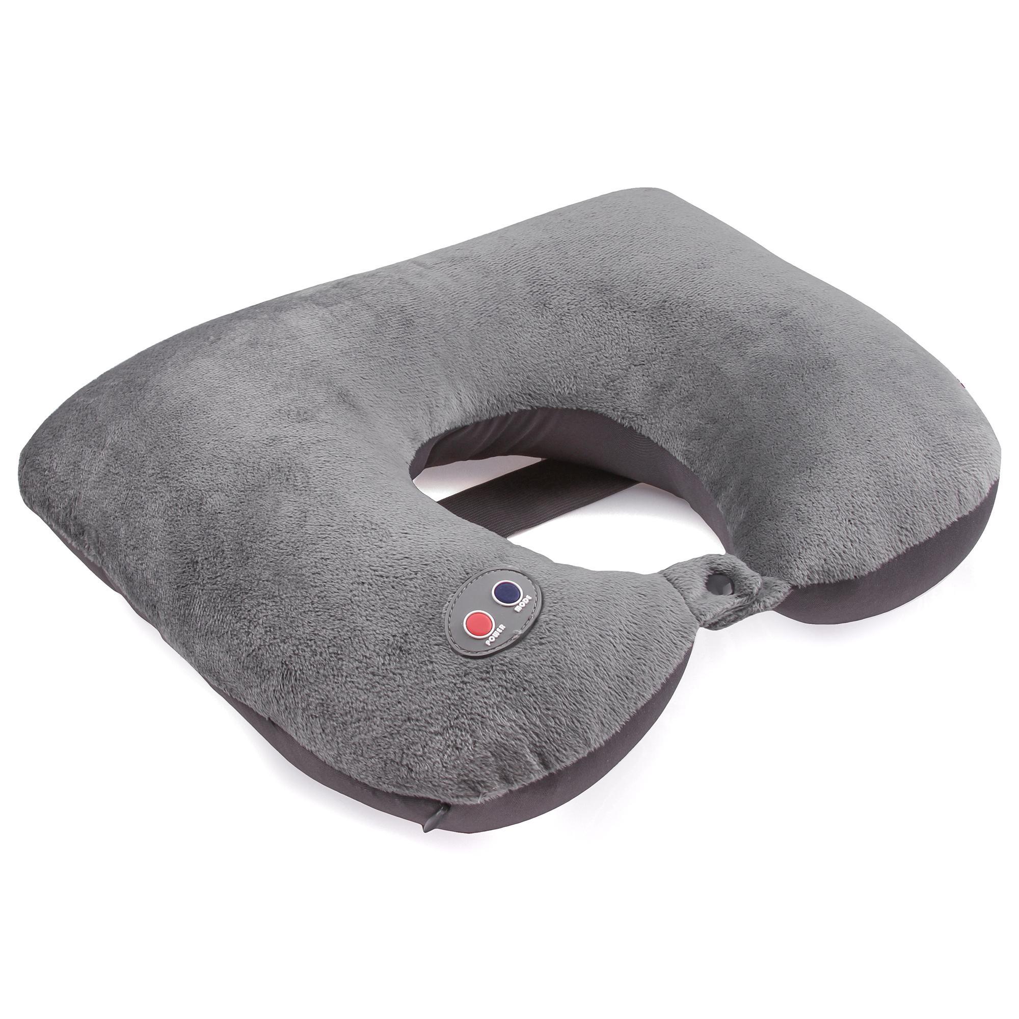 Etronic Ultra Comfort Massage Travel Neck Pillow