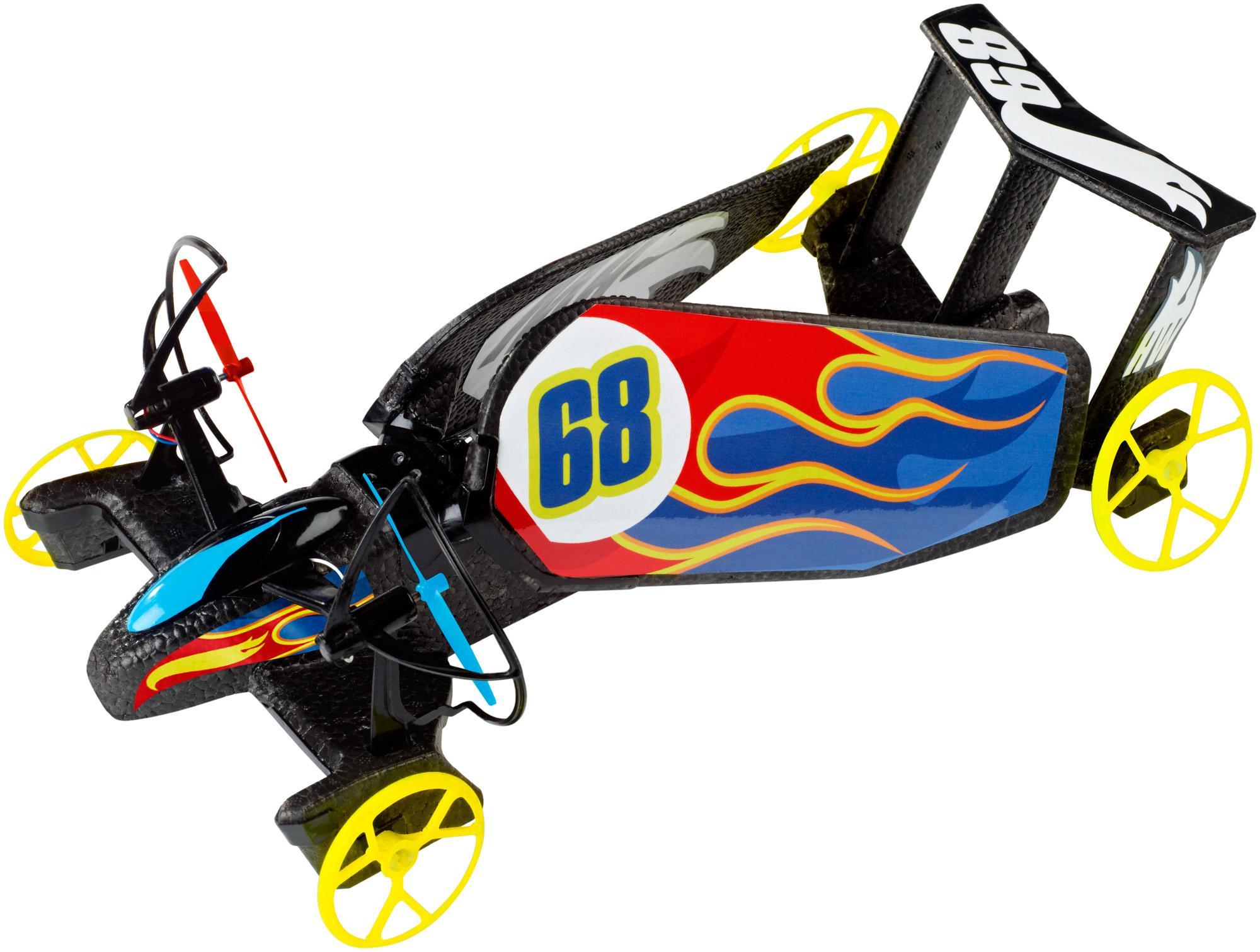 Hot Wheels Toys : Amazon hot wheels sky shock rc flame design toys