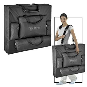 Deluxe Carry Case with 2 Accessory Pockets
