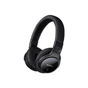 Amazon.com: Sony MDRZX750BN Bluetooth and Noise Cancelling Headset ...