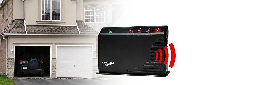 garage door alarmAmazoncom Skylink GM434TL Long Range Household Alert  Alarm
