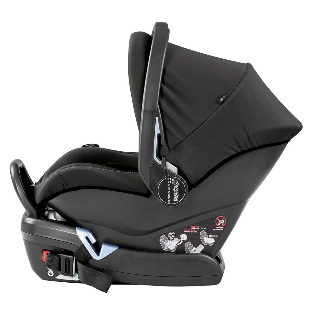 peg perego primo viaggio 4 35 infant car seat with base fleur baby. Black Bedroom Furniture Sets. Home Design Ideas