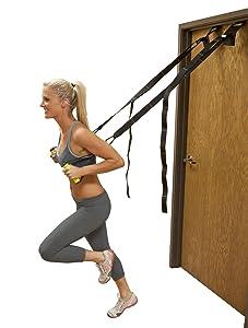 doorway straps, doorway workout, home workout, door workout, gravity straps, gravitystraps, gofit