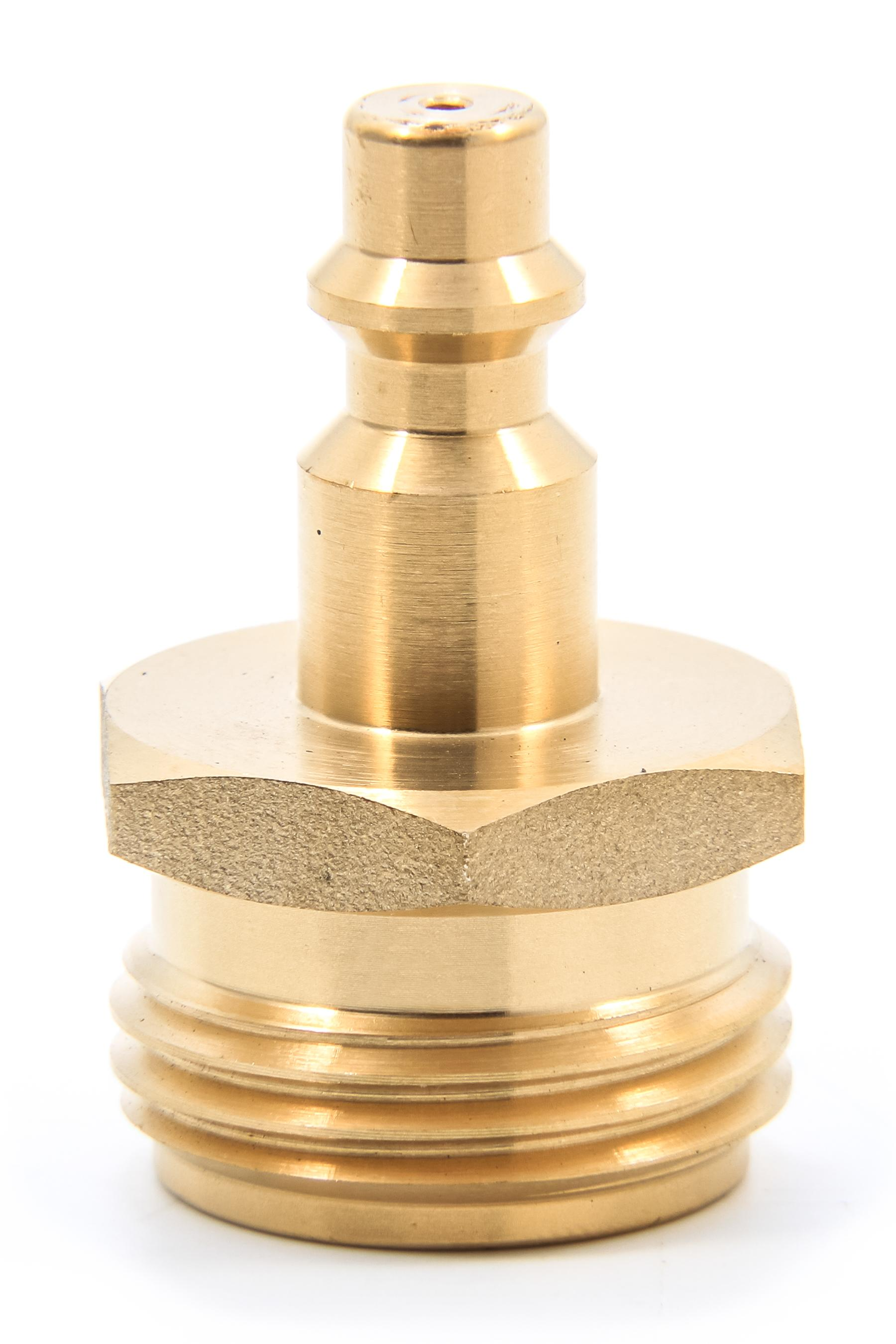 Amazon.com: Camco 36143 Blow Out Plug with Brass Quick
