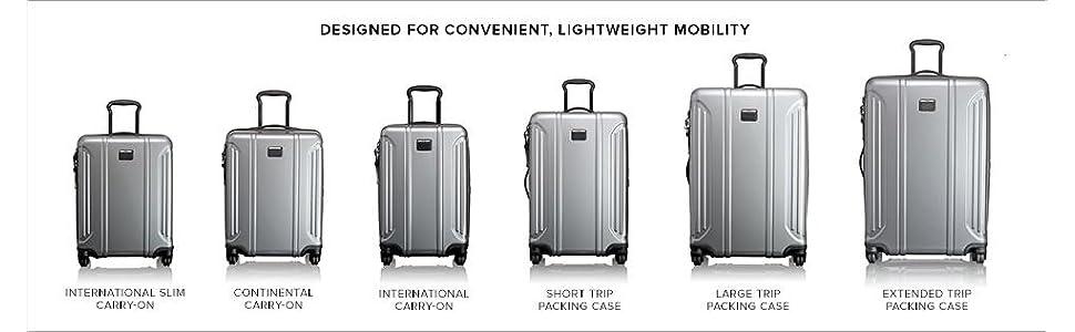Amazon Com Tumi Vapor Lite Short Trip Packing Case Navy