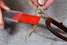 Mini-Sharp fine sharpening scissors
