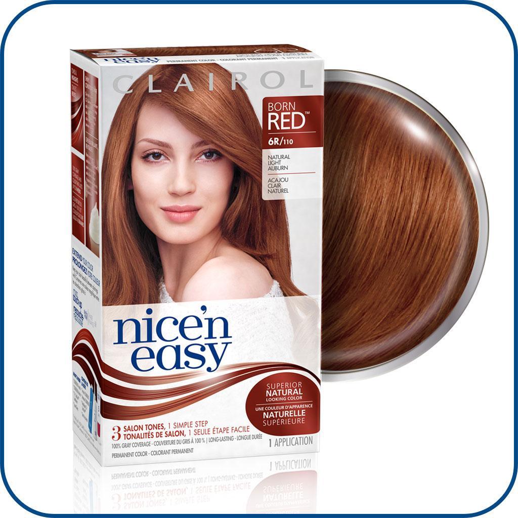 Amazon Com Clairol Nice N Easy Hair Color 110 Natural