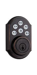 Kwikset 99140 003 914 Z Wave Smartcode Electronic Ul