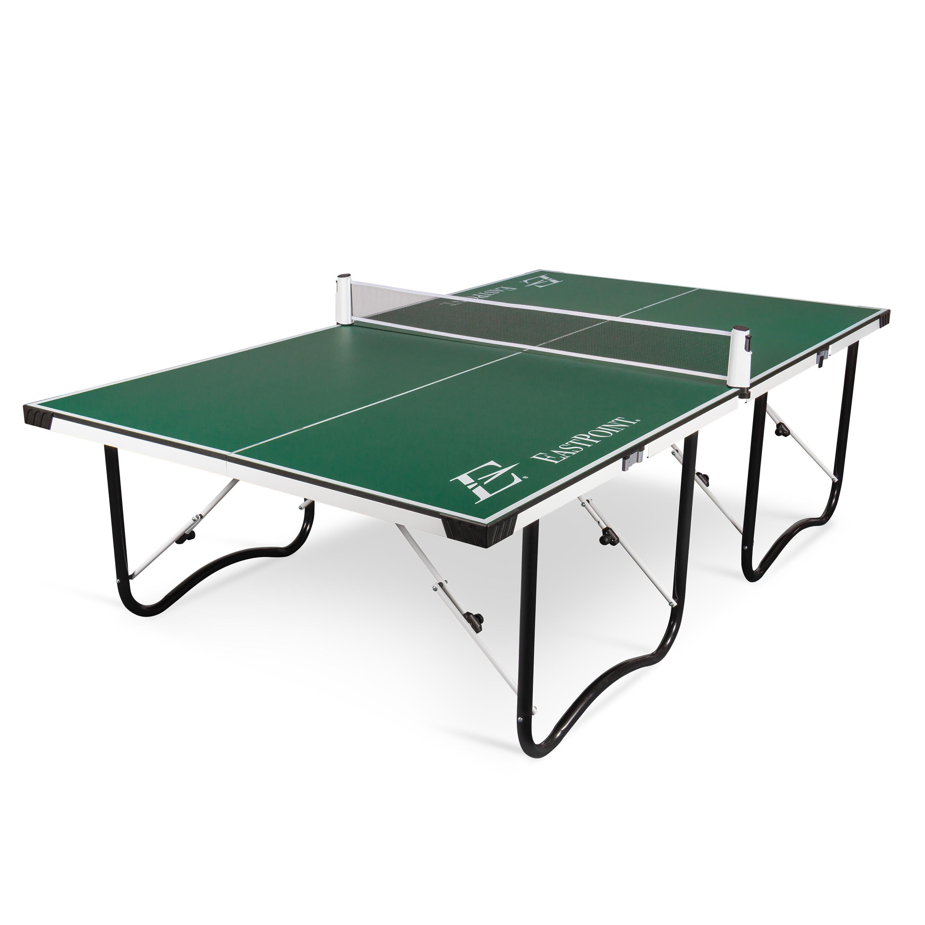 Amazon EastPoint Sports 15mm Fold n Store Table Tennis Table