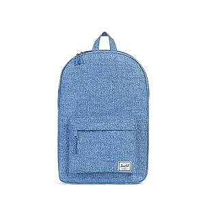 1a8c832f7 Amazon.com   Herschel Classic Mid-Volume Backpack - Black   Backpacks