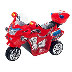 Ride on toy 3 wheel motorcycle for kids for Motorized ride on toys for 5 year olds