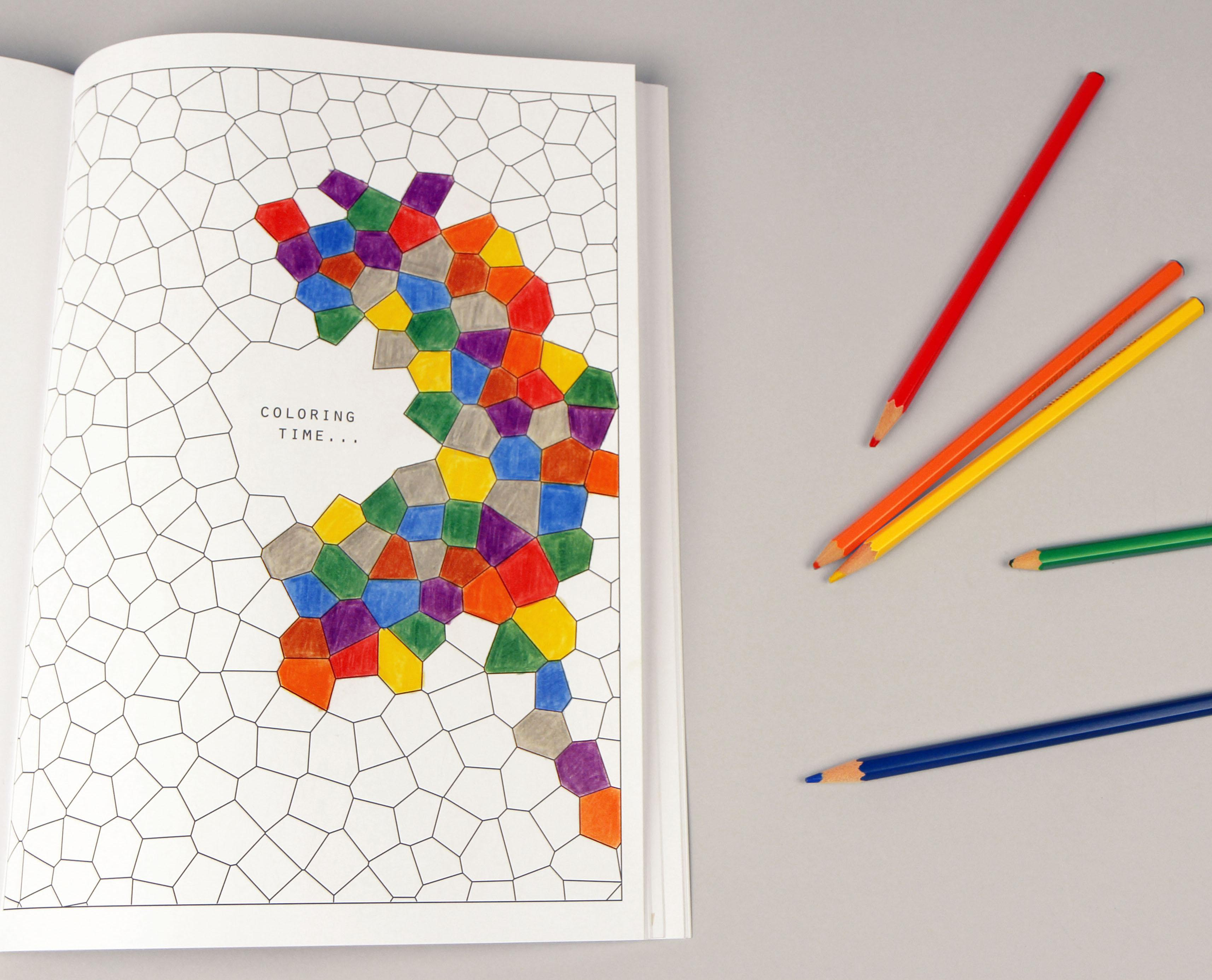 Brain-Science: Coloring for Agility and Fast Learning and Bright ...