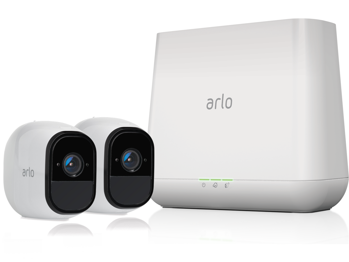 Amazon Com Arlo Pro By Netgear Security System With