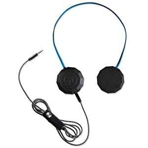 Outdoor Tech OT0042 Wired Chips Universal Helmet Audio System