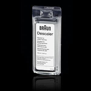 Braun Coffee Maker Descaling : Amazon.com: Braun BRSC003 2x100ml Ecodecalk Descaler for Coffee Machines, White: Kitchen & Dining