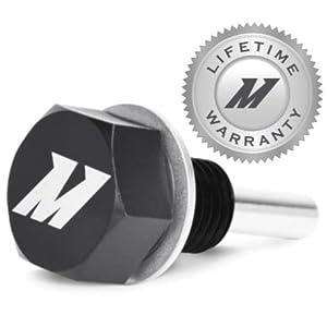 Amazon Com Mishimoto Mmodp 1415b M14 X 1 5 Magnetic Oil