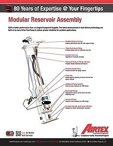 fuel pump module assembly, airtex