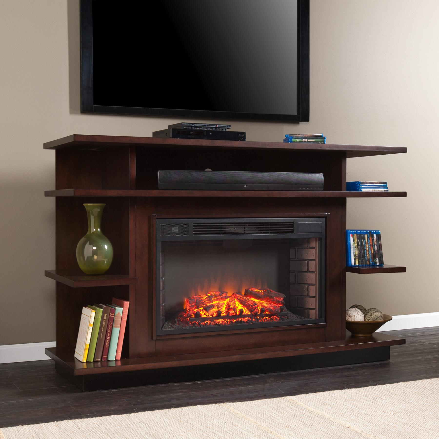 angletv caroline consoles media fireplaces dimplex fireplace en console electric products