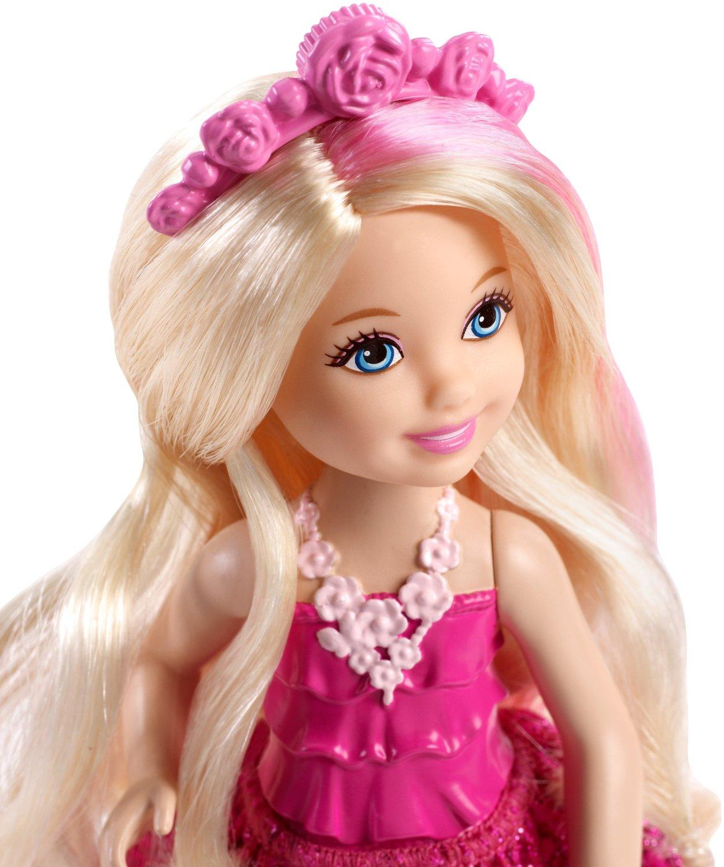Barbie Fashion Hair Free Games