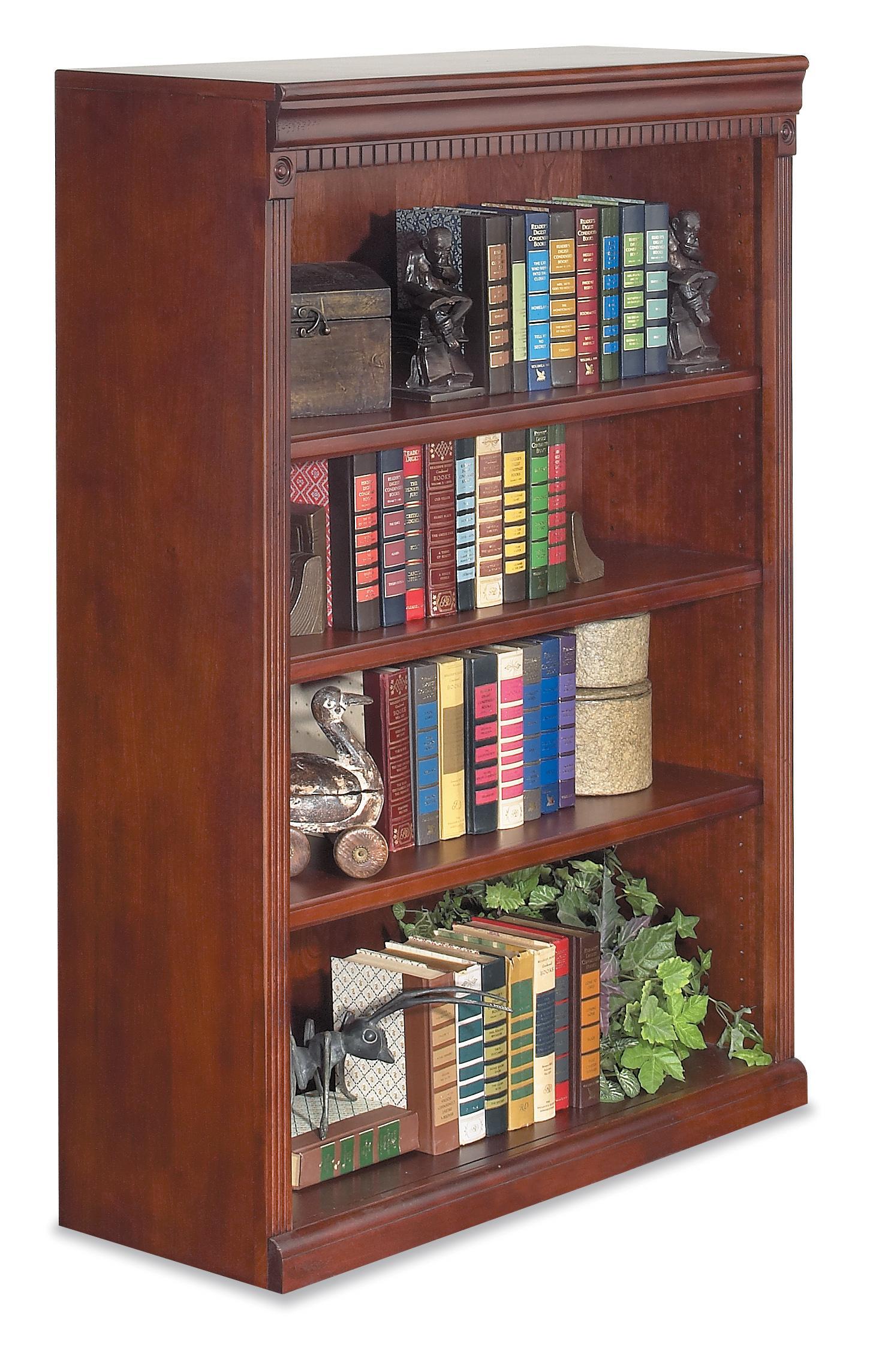 martin furniture huntington club office open bookcase