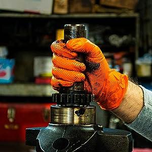 Ammex Gwon44100 Bx Nitrile Gloves Gloveworks