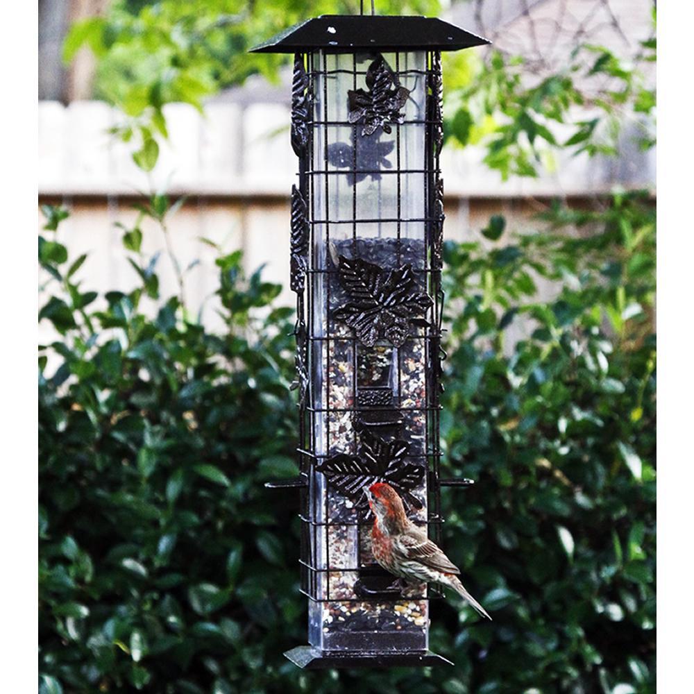 Outdoor seasons squirrel be gone iii bird feeder-4721