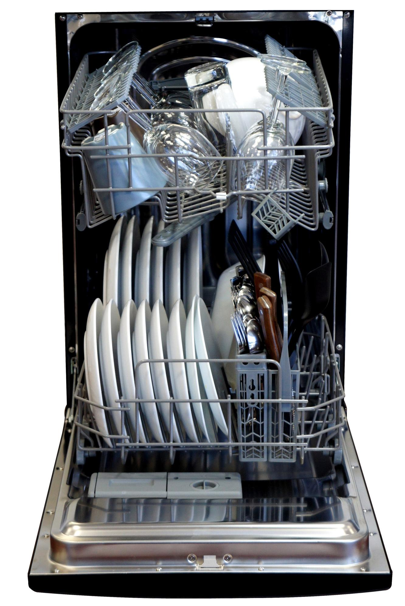 How To Buy Dishwasher Amazoncom Spt Sd 9252ss Energy Star 18 Built In Dishwasher