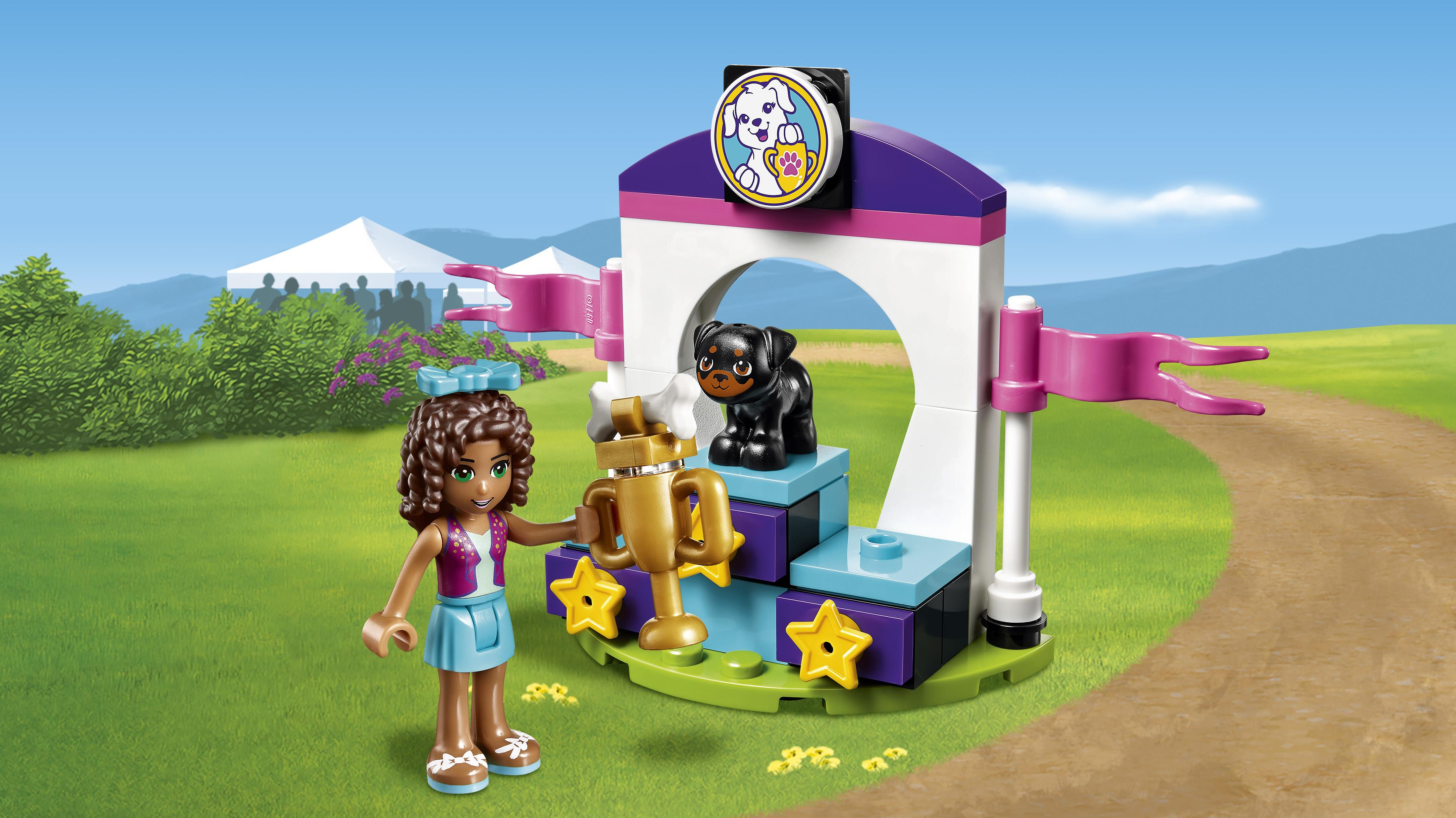 Amazon Com Lego Friends Puppy Parade 41301 Popular Kids
