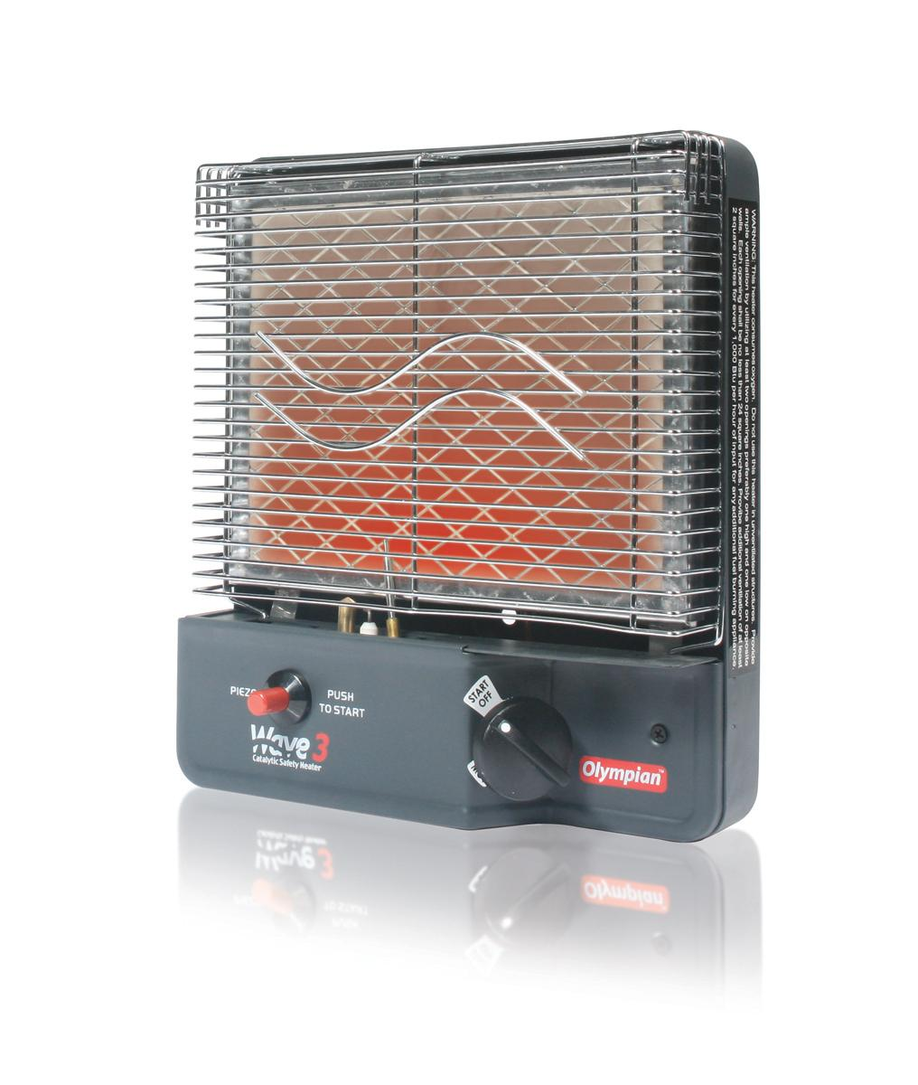 View larger  sc 1 st  Amazon.com & Amazon.com: Olympian Wave 3 LP Portable Gas Catalytic Heater by ...