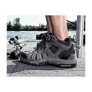 Amazon.com | Carhartt Men's CMH4375 Composite Toe Hiking Boot ...